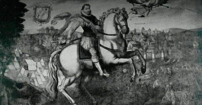Король Сигизмунд III в Смоленске