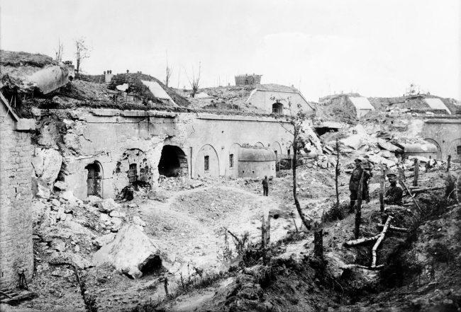 Пшемысль 22 марта 1915 года