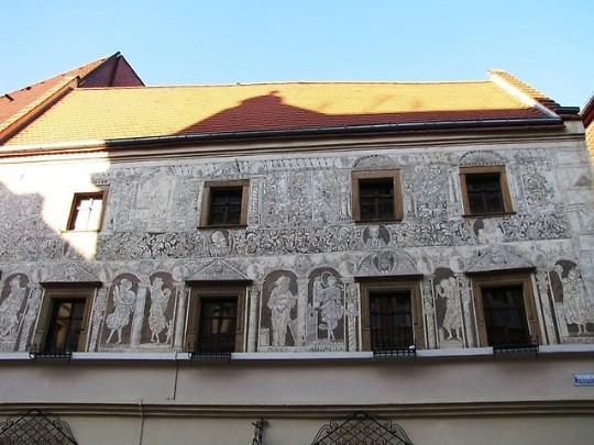 Дом Шольца