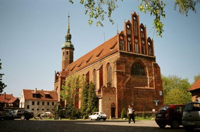 Костел Святого Яцека