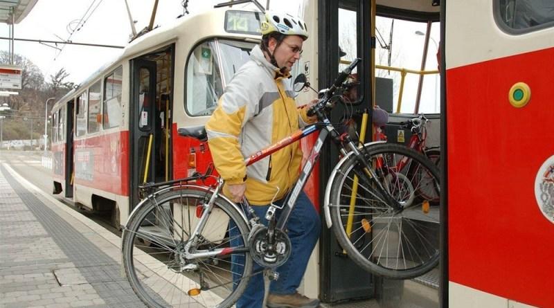 Правила по перевозке велосипеда общественным транспортом Польши