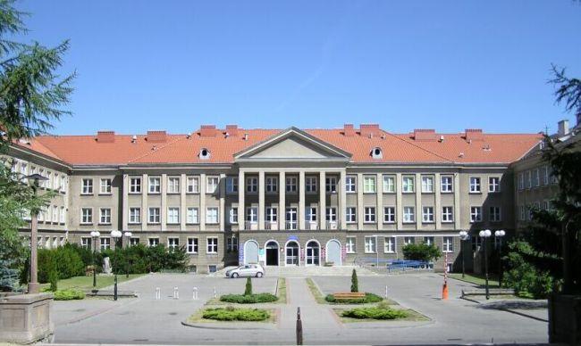 Варминско-мазурский университет в Ольштыне