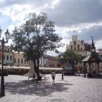 Рыночная площадь Жешува