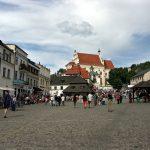 Рыночная площадь в Казимеж-Дольны