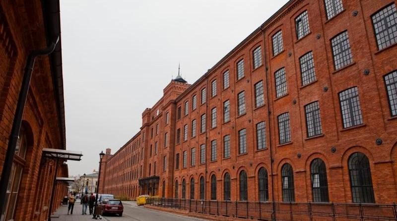 Фабрики Лодзи