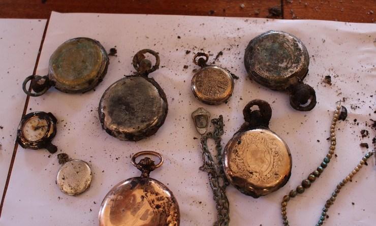 Немецкая семья нашла в Польше клад