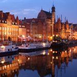Восемь лучших дорогих отелей в Гданьске