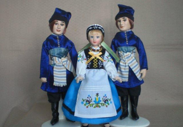 Арбалет, кегли и Колярголь: польские игрушки от Средневековья до наших дней