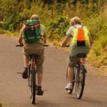 Лесные велосипедные трассы в Сопоте