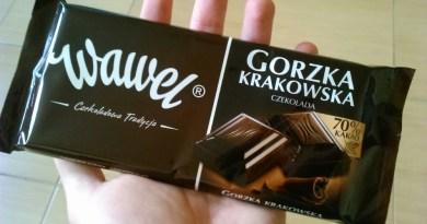 Польский шоколад