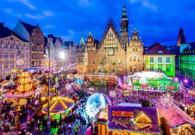 В Варшаве есть возможность получить елку бесплатно