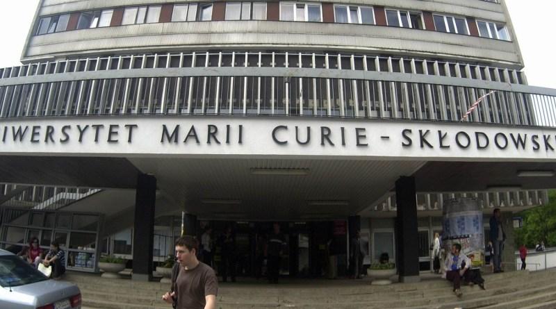 Университет Марии Кюри —Склодовской в Люблине