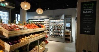 Здоровое питание. Сеть магазинов Сarrefour открывается в Польше