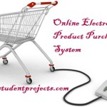 Online Electronic Product Purchasing System