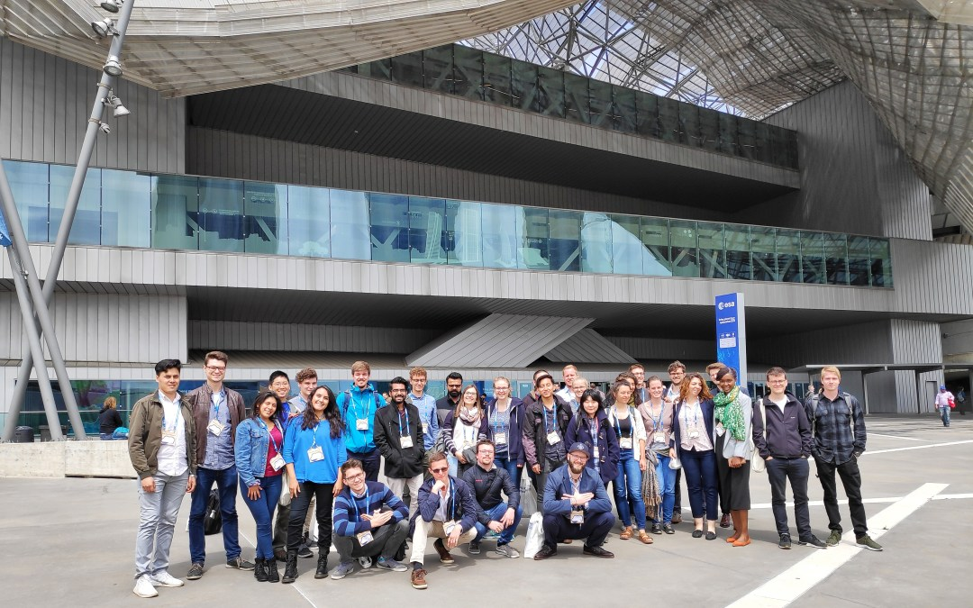 EAGLEs @ ESA Living Planet Symposium 2019