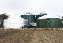Responsable de centre de stockage biogaz