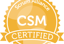 Certified Scrum Master – (CSM®) */students.ma