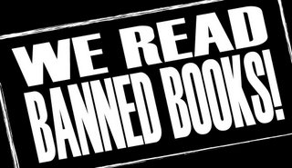 Image result for we read banned books