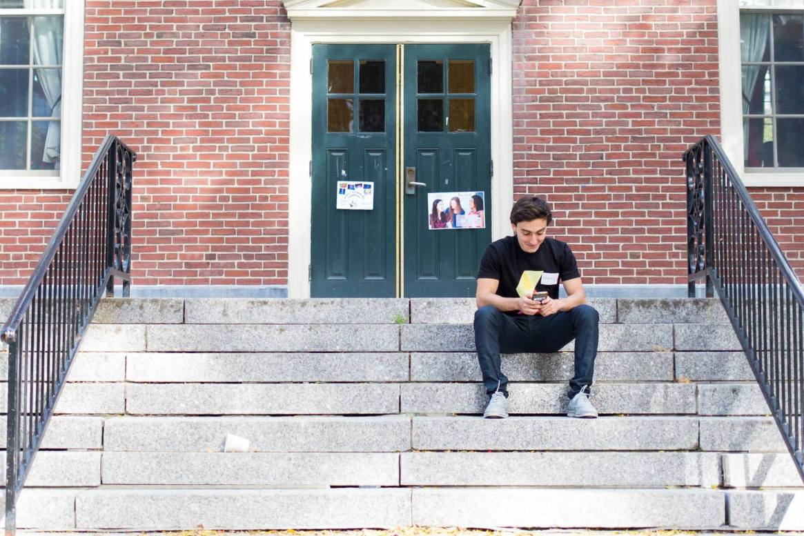 Just A Little Bit Of Slope: How Focusing On Growth, Not Location Led One Brown U. Student To Success