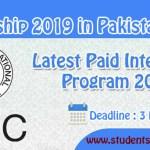 ICRC Internship 2019 in Pakistan For 3 Months – 15,000 Monthly Stipend