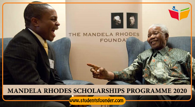 MANDELA RHODES SCHOLARSHIPS PROGRAMME 2020 – FULLY FUNDED