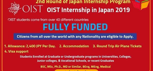 OIST-Internship-in-Japan
