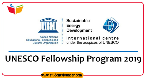 UNESCO Fellowship Program 2019 [Fully Funded] to Russia for 4 Weeks