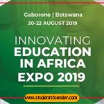 CALL FOR ENTRIES – LOGO DESIGN FOR INNOVATING IN AFRICA EDUCATION EXPO