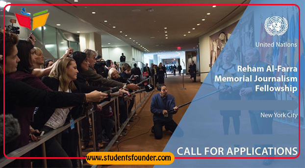 RAF JOURNALISM FELLOWSHIP 2019 AT UN HEADQUARTERS IN NEW YORK [FULLY FUNDED]