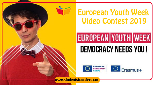 EUROPEAN YOUTH WEEK VIDEO CONTEST 2019 (WIN A FREE TRIP TO BRUSSELS)