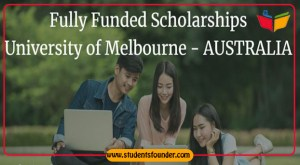 GRADUATE RESEARCH SCHOLARSHIPS 2019 AT THE UNIVERSITY OF MELBOURNE, AUSTRALIA [FULLY FUNDED]