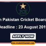 Jobs-In-Pakistan-Cricket-Board-(PCB)