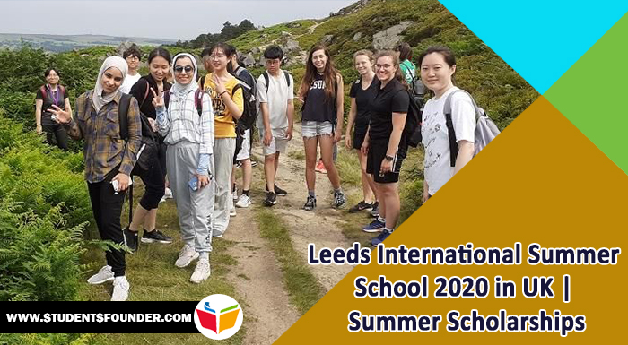 Leeds International Summer School 2020 in UK
