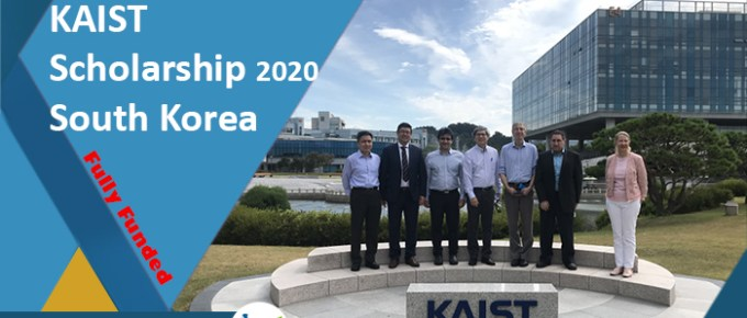 kaist-scholarship-2020