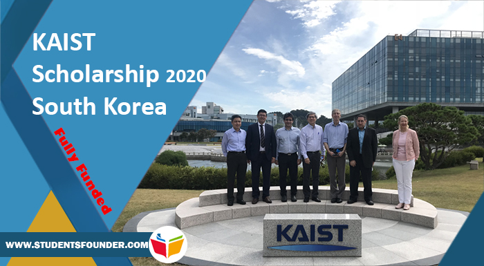 KAIST Scholarship 2020 South Korea (Fully Funded)