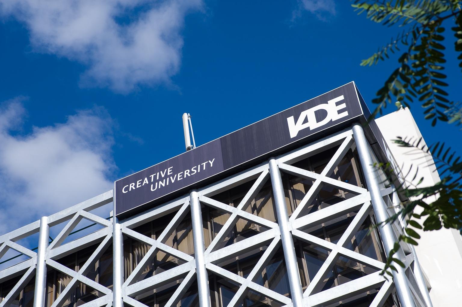 Vue d'en haut de l'IADE