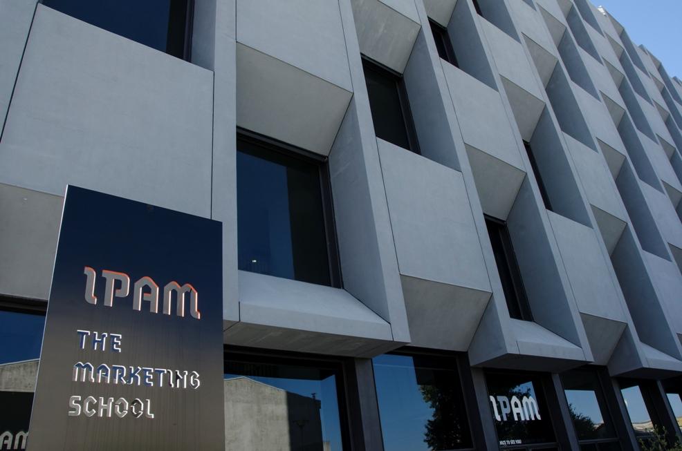 Bâtiment de l'IPAM à Porto