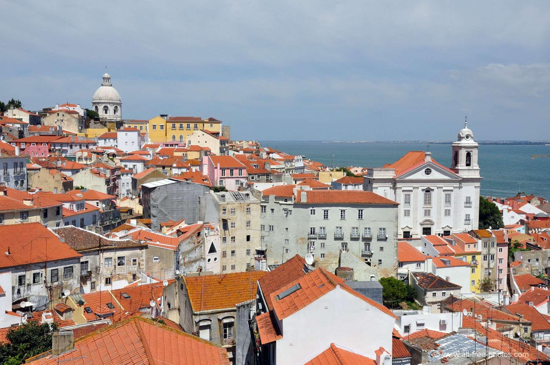 Vue d'ensemble du portugal