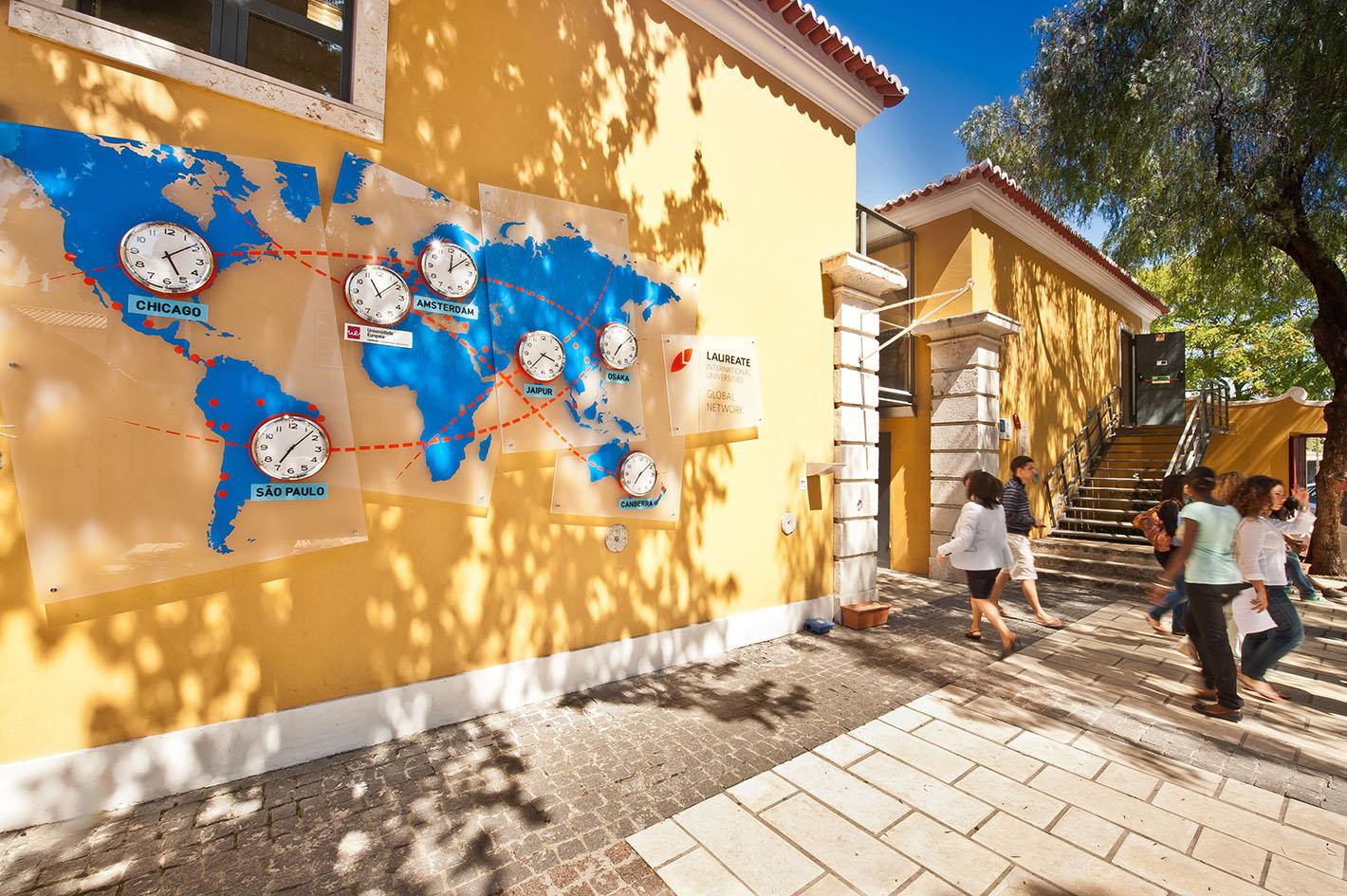 Image de l'université de lisbonne