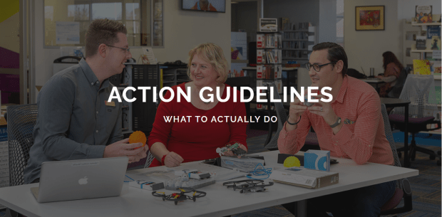 Action Guidelines