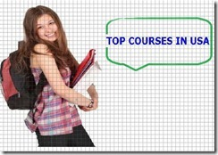 TOP COURSES IN USA