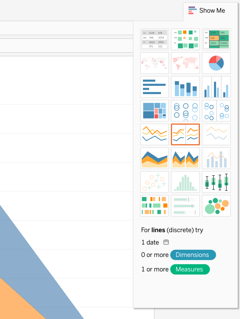 Tableau Chart Types