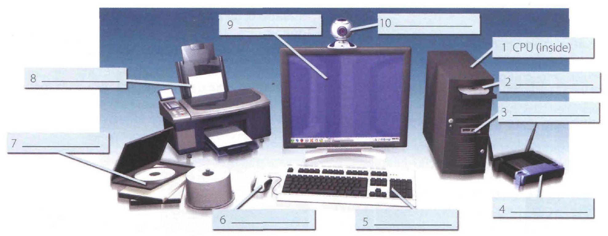 Topic Computer Hardware