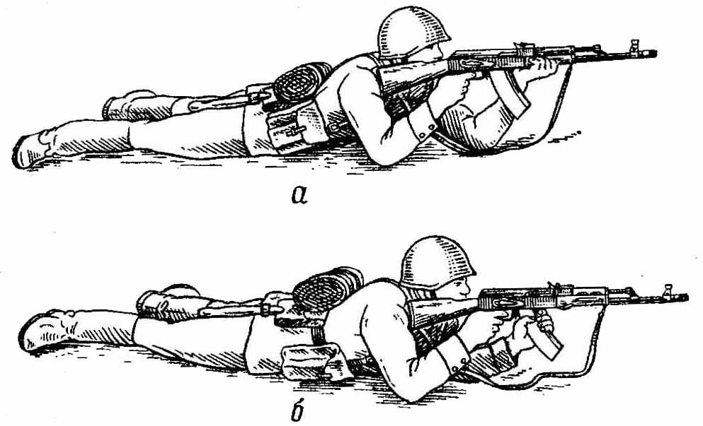 Правила стрельбы картинки
