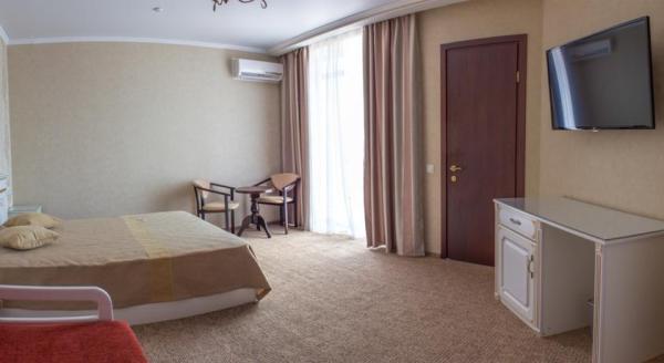 Отель Вилла Валентина в Алуште – описание и фото отеля ...