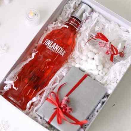 Наборы с алкоголем