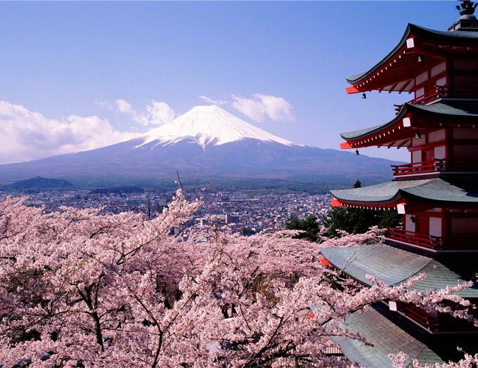 Risultati immagini per giappone fujiyama
