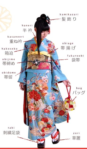 coming of age - furisode