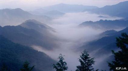 kansai - Wakayama-ken, Kumano Kodo, a sacred Buddhist pilgrimmage trail