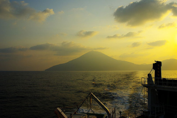kyuushuu - Nakano Island of the Tokara Islands
